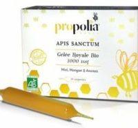 Gelée Royale bio (10 ampoules) - Propolia