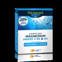 Magnésium Marin + Vitamines B5 & B6 (60 capsules) - Dietaroma