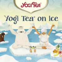 Yogi Tea On Ice