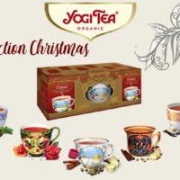 Coffret Yogi Tea Christmas Time - Edition Limitée