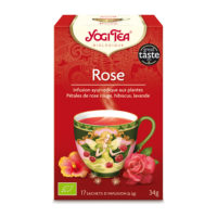 Yogi Tea – Rose bio (17 sachets)