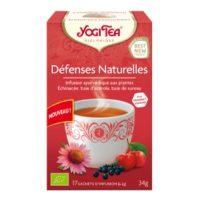 Yogi Tea – Défenses Naturelles bio (17 sachets)
