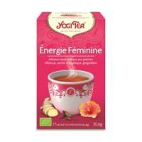 Yogi Tea - Energie Féminine bio (17 sachets)