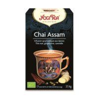 Yogi Tea – Chaï Assam bio (17 sachets)