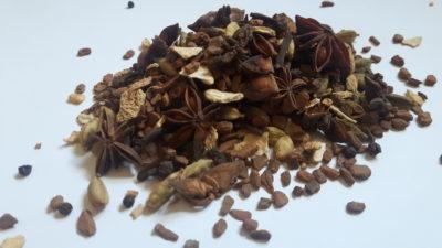 Mélange bio Épices pour Vin Chaud (50g)